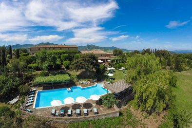 AGRITURISMO FOR SALE IN VOLTERRA, TUSCANY