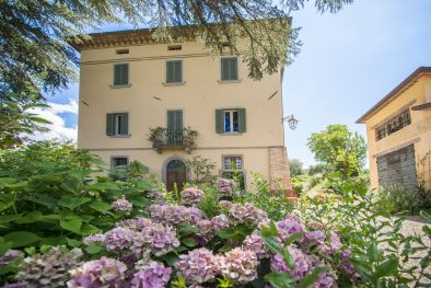 B&B IN VILLA LIBERTY IN VENDITA, UMBERTIDE, UMBRIA