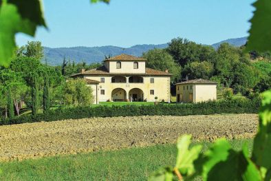 BEAUTIFUL LEOPOLDINA WITH POOL FOR SALE IN VALDARNO, TUSCANY