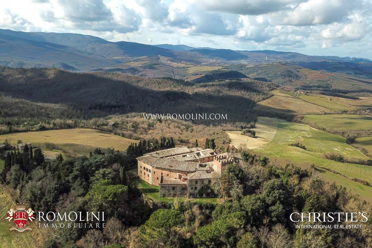 BOUTIQUE HOTEL IN VENDITA A SIENA, TOSCANA