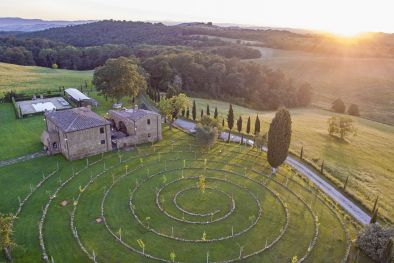 AGRITURISMO, B&B FOR SALE IN PIENZA, TUSCANY